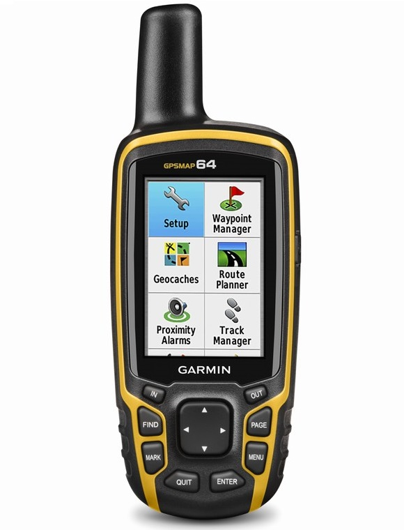 Máy Định Vị Cầm Tay GPS MAP 64