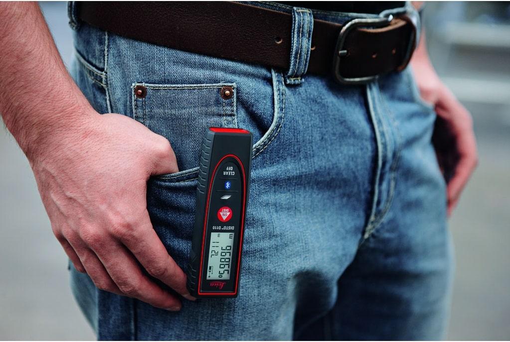 Những lưu ý khi sử dụng máy đo khoảng cách laser cầm tay