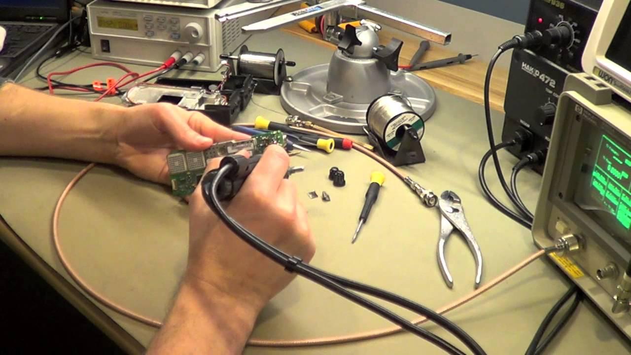 sửa chữa máy bộ đàm tại quảng nam