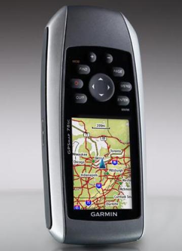 Máy Định Vị Cầm Tay GPS MAP 78S
