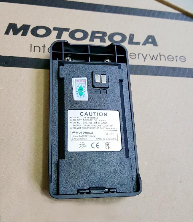 Pin Máy Bộ Đàm Motorola BL-58