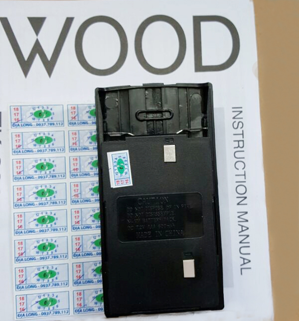 Pin Bộ Đàm Kenwood TK-3206