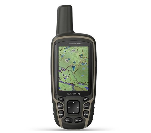 Máy định vị GPS Garmin MAP 64SX