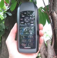 Máy Định Vị Cầm Tay GPS MAP 78