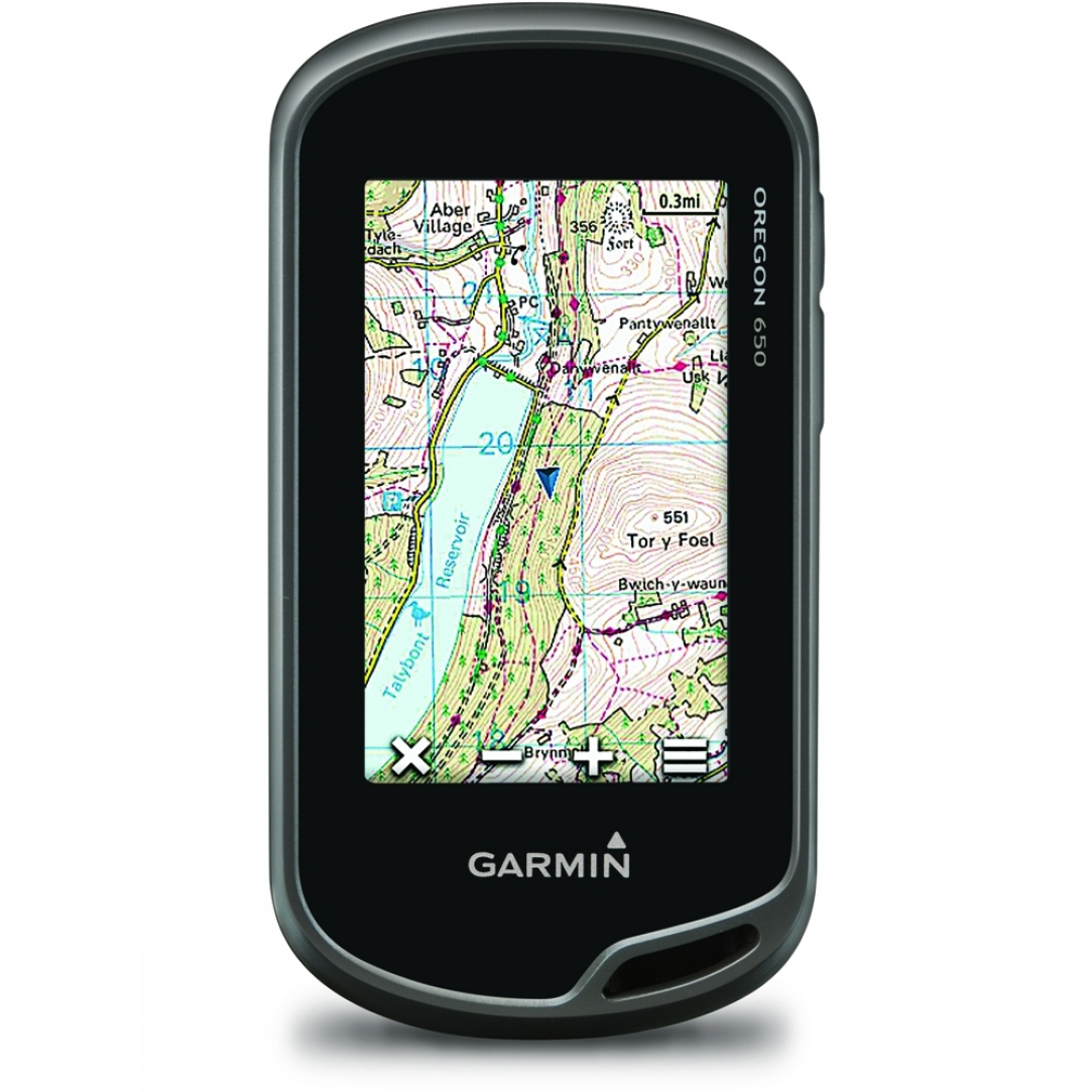 Máy Định Vị Cầm Tay GPS OREGON 650