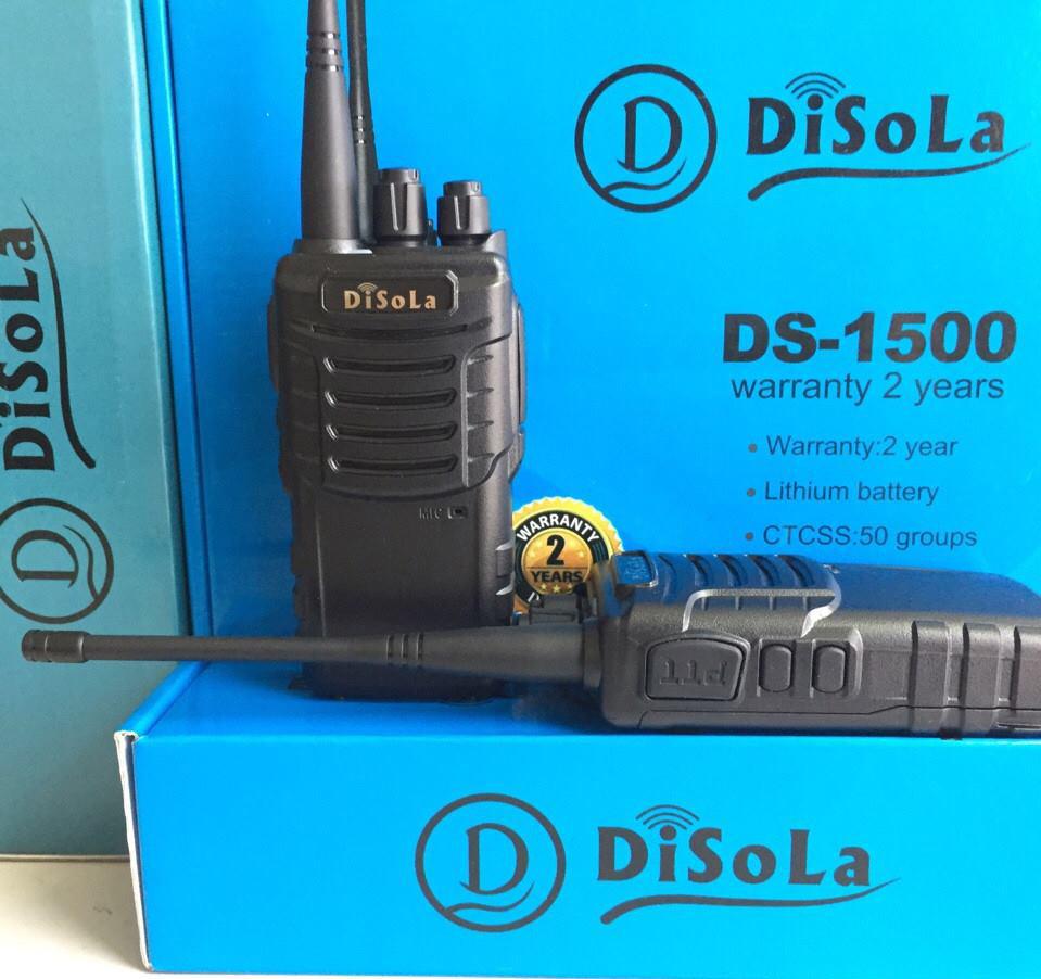 Máy bộ đàm cầm tay Disola DS 1500